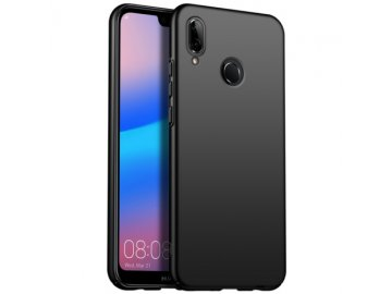 Plastový kryt (obal) pre Huawei Y6 2019/Y6 Prime 2019 - čierny