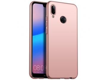 Plastový kryt (obal) pre Huawei Y6 2019/Y6 2019 Prime - ružový
