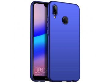Plastový kryt (obal) pre Huawei Y5 2019 - modrý