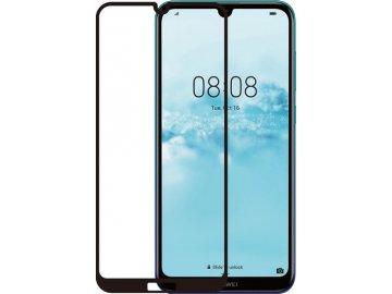 Mocolo 5D tvrdené sklo pre Huawei Y6 2019 - čierne