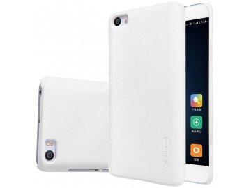 Plastový Nillkin kryt (obal) pre Xiaomi Mi5 - biely (white)
