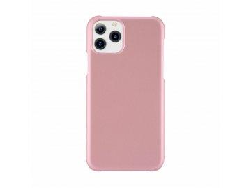 Plastový kryt (obal) pre iPhone 11 - ružový