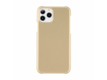 Plastový kryt (obal) pre iPhone 11 - zlatý