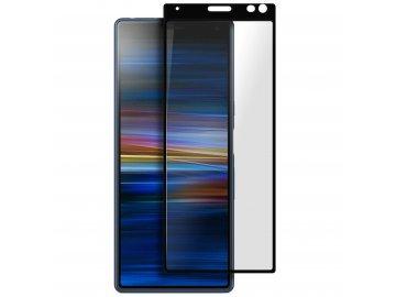 Mocolo 3D tvrdené sklo pre Sony Xperia 10 - čierne
