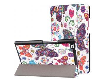 "Obal pre tablet Samsung Galaxy TAB A 10.1"" (2019) - motýľ"