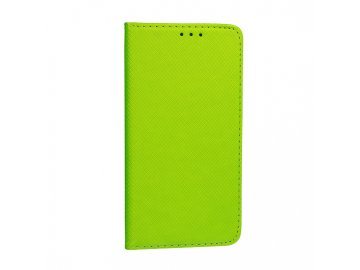Telone flip Case (puzdro) pre Samsung Galaxy M20 - zelené - s magnetickým dovieraním