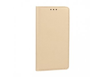 Telone flip Case (puzdro) pre iPhone 11 Pro Max - zlaté - s magnetickým dovieraním