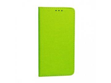 Telone flip Case (puzdro) pre Samsung Galaxy A70 - zelené - s magnetickým dovieraním
