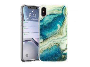 Vennus Marble Stone silikónový kryt (obal) pre Samsung Galaxy A50 - vzor 3
