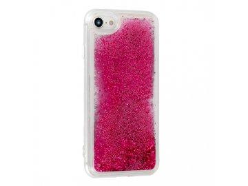Vennus Liquid Case silikónový kryt (obal) pre Samsung Galaxy S10+ (Plus) - ružový
