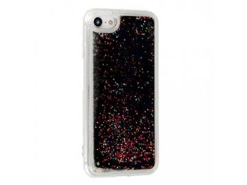 Vennus Liquid Case silikónový kryt (obal) pre Samsung Galaxy S10+ (Plus) - čierny