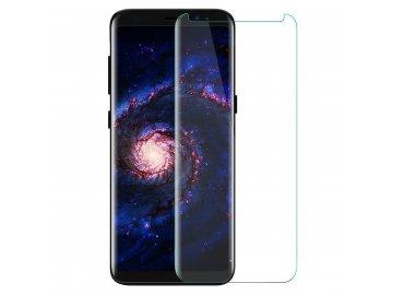 Mocolo 3D tvrdené sklo pre Samsung Galaxy S9+ (Plus) - priesvitné