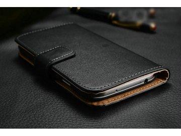 Flip Case (puzdro) pre Huawei Ascend P9 Lite - čierne (black)