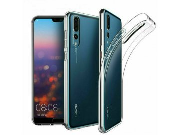 Silikónový kryt (obal) pre Huawei Nova - priesvitný