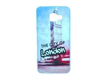 Mobilnet silikónový kryt (obal) pre Samsung Galaxy A3 (2016) - London