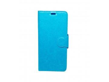 Tactical flip Case (puzdro) pre Samsung Galaxy S8+ (Plus) - tyrkysové