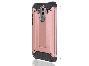 Silikónový kryt pre Huawei Mate 10 Pro - ružovo zlatý