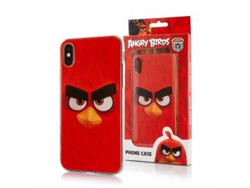 Angry Birds zadný kryt (obal) pre Samsung Galaxy A6 - Red