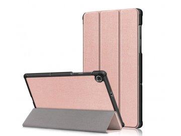 Obal pre tablet Samsung Galaxy TAB S6 - ružovo zlatý
