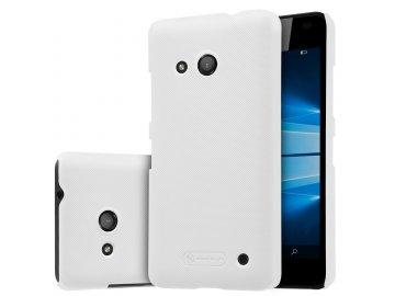 Plastový Nillkin kryt (obal) pre Nokia Lumia 550 - biely (white)