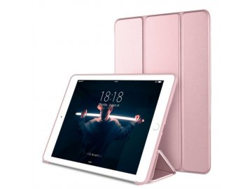 Obal pre tablet Apple iPad mini 5 Smart Case - ružovo zlatý