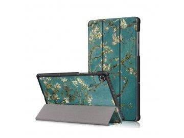 "Obal pre tablet Huawei Mediapad M5 Lite 10,1"" - strom Sakura"