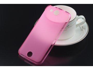 Siliónový kryt (obal) pre Acer Liquid Jade Z - pink (ružový)