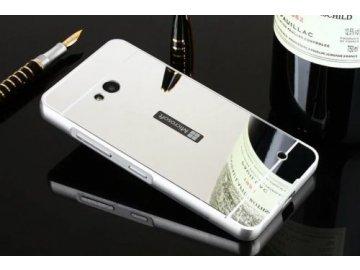 Hliníkový kryt (obal) pre Nokia Lumia 650 - strieborný (silver)