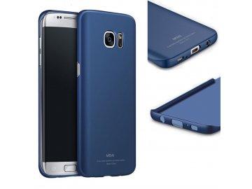 Plastový kryt (obal) pre Samsung Galaxy Note 7 - modrý (blue)
