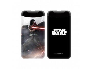 Star Wars Darth Vader Power Bank (6000mAh) - čierny