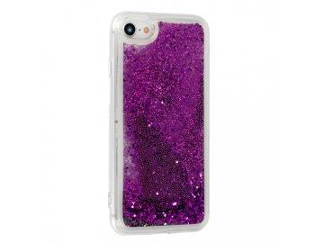 Vennus Liquid Case silikónový kryt (obal) pre Samsung Galaxy A6 - fialový