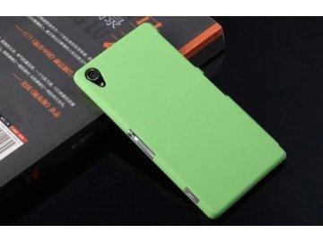 Plastový kryt (obal) pre Sony Xperia Z3 - green (zelený)