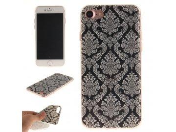 Vzorovaný silikónový kryt (obal) pre iPhone 7 / 8