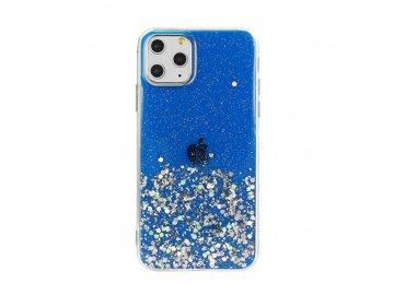 Brilliant Clear silikónový kryt (obal) pre Huawei P40 Lite - modrý