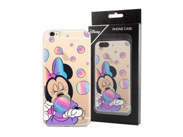 Disney Minnie zadný kryt (obal) pre Samsung Galaxy A21s - bublifuk