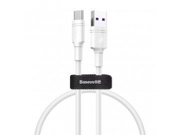 Baseus Double-ring USB-C kábel - biely