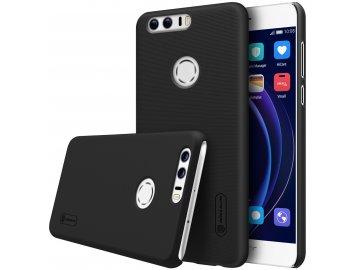 Plastový Nillkin kryt (obal) pre Huawei Honor 8 - black (čierny)