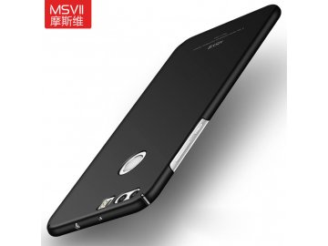 Plastový kryt (obal) pre Huawei Honor 8 - black (čierny)
