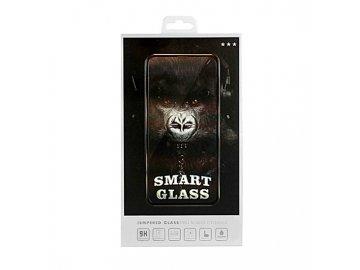 Smart Glass 5D tvrdené sklo pre Samsung Galaxy A21s - čierne