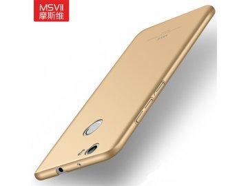 Plastový kryt (obal) pre Huawei Nova - gold (zlatý)