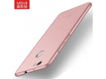 Plastový kryt (obal) pre Huawei Nova - rose gold