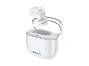 Baseus Encok A03 bezdrôtové handsfree slúchadlo - biele