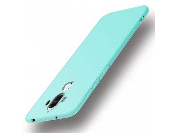 Silikónový kryt (obal) pre Huawei Mate 9 - light blue (sv. modrý)