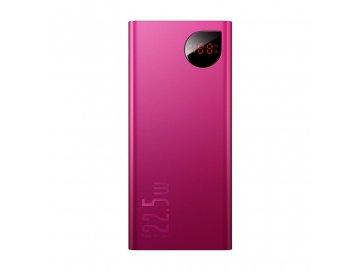 Baseus Adaman Power Bank (20000mAh) - ružový