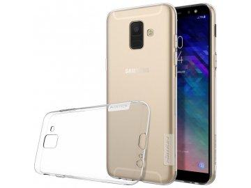 Nillkin silikónový kryt (obal) pre Samsung Galaxy Note 10 - priesvitný