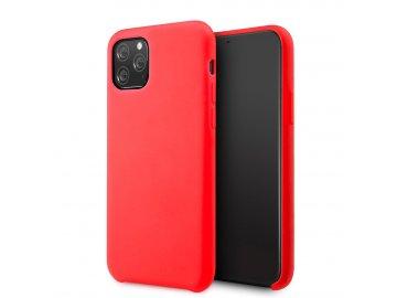 Vennus Lite silikónový kryt (obal) pre Xiaomi Redmi 8A - červený