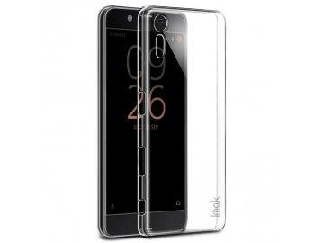 Plastový kryt (obal) pre Sony Xperia XZ - clear (priesvitný)