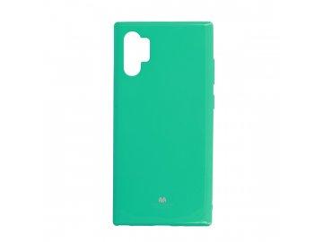 Mercury Goospery i-JELLY Pearl kryt (obal) pre Samsung Galaxy Note 10 - tyrkysový