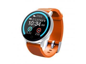 Smartwatch Lenovo Blaze HW10H - oranžový