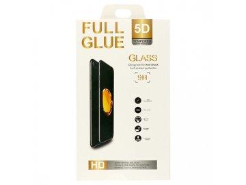 5D tvrdené sklo pre Samsung Galaxy A71 - čierne